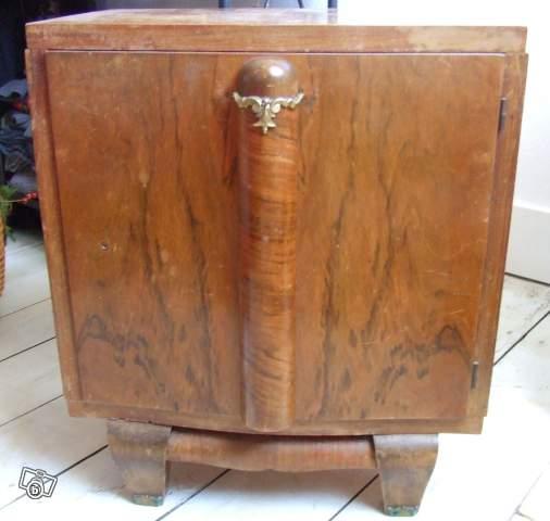 Mes petites cr ations customisation d un petit meuble - Customiser des meubles ...
